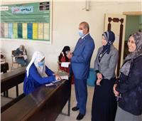 رئيس جامعة الأزهر يتفقد امتحانات النقل بكلية الدراسات الإسلامية والعربية للبنات بالإسكندرية