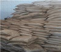 تموين المنوفية: ضبط 80 طن ملح بالمنطقة الصناعية بقويسنا وتحرير 199 محضر تمويني