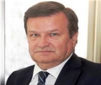 سفير أوكرانيا بالقاهرة يكرم قنصل بلاده بالخرطوم