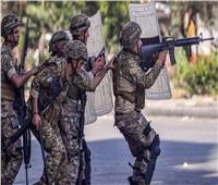مقتل أربعة جنود لبنانيين ومتشدد في مداهمة للجيش اللبناني