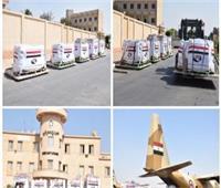 مصر تواصل إرسال أطنان من المساعدات الغذائية للمتضررين من السيول بالسودان
