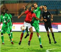 انطلاق مباراة الاتحاد والأهلي بالدوري المصري الممتاز