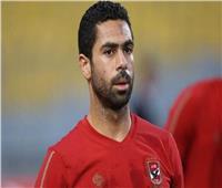 طرد أحمد فتحي في مباراة الأهلي والاتحاد