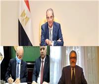 اتفاقية تعاون بين «الاتصالات» وجامعة الإسكندرية لتنفيذ مشاريع بحثية تطبيقية