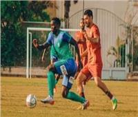 «مرعي» و«فوافي» يقودان هجوم المقاصة أمام نادي مصر