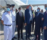 صور.. «منار» يتفقد شركة مصر للطيران للصيانة والأعمال الفنية