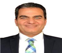 «عبد العال» نائبا لرئيس جامعة كفرالشيخ لشئون التعليم والطلاب