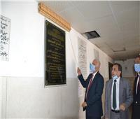 تطوير عدد من كليات جامعة الإسكندرية استعدادًا للعام الدراسي المقبل