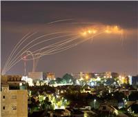 فيديو| إطلاق صاروخين من قطاع غزة تجاه إسرائيل