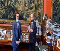 تعاون مصري مع متحف «الارميتاج» الروسي