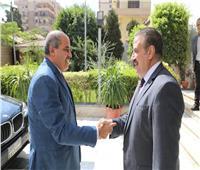 محافـظ المنوفية يستقبل رئيس جامعة الأزهر للمشاركة في تكريم أوائل الثانوية الأزهرية