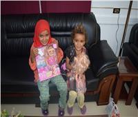 محافظ المنيا يكلف بمتابعة حالة طفلتين بلا مأوى وتوفير الرعاية الاجتماعية لهما