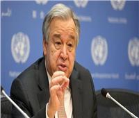 الأمين العام للأمم المتحدة: من الضروري أن نوظف جهودنا واستثماراتنا في التصدي لتغير المناخ