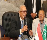 """""""أبوشقة"""" يدعو الهيئة العليا للوفد لمناقشة إجراء انتخابات مبكرة"""