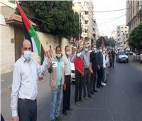 خاص| فيديو وصور.. فلسطينيون يحيون ذكرى مجزرة صبرا وشاتيلا