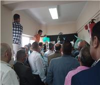 92 مرشحا يتقدمون بأوراقهم للجنة انتخابات النواب بأسيوط