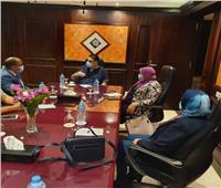 رئيس هيئة تنشيط السياحة يزور المكاتب السياحة الداخلية في الإسكندرية