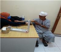 """انطلاق مبادرة """"١٠٠ مليون صحة"""" بسوهاج"""