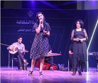 «ياحبيبتى يامصر».. فى ختام حفل الإنتاج الثقافي بساحة الهناجر