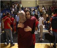 ثريا محمد: فريق «سيدات السلة» يستحق التتويج بالدوري
