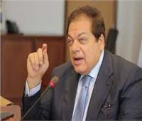 «أبو العينين» ينفي استقالته من حزب مستقبل وطن