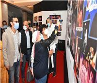 صور| وزيرة الثقافة تشارك جمهور الإسكندرية عرضي «ذهب الليل» و«جوازة ست نجوم»