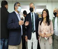 في إطار زيارتها للأقصر.. وزيرة التعاون الدولي تتفقد 3 مشروعات تنموية للوكالة الأمريكية للتنمية الدولية
