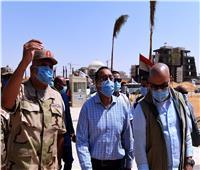 رئيس الوزراء يشهد صب حوائط الدور45 Lمن «البرج الأيقوني» بالعاصمة الإدارية الجديدة