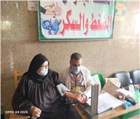 علاج 1224 مريضًا فى أول قافلة طبية لعلاج سكان المناطق النائية بالشرقية