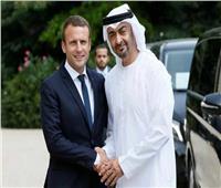 ولي عهد أبوظبي والرئيس الفرنسي يبحثان هاتفيا العلاقات الثنائية وسبل تعزيزها
