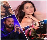 «من أجل لبنان».. حفل عالمي يجمع هبة طوجي وإبراهيم معلوف وأسامة الرحباني في باريس