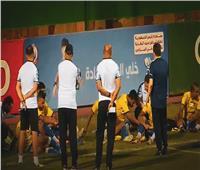 طنطا يتعادل مع نادي مصر في الظهور الأول لرضا عبد العال