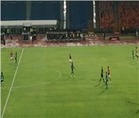 «الفار» يلغي هدف المقاصة الأول في مرمى الأهلي