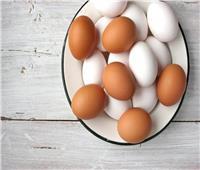 6 حقائق غذائية لكل بيضة وزنها 50 جرام..تعرف عليها