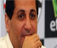 اتحاد الكرة ينعى إيهاب صالح