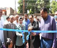 افتتاح مكتب توثيق للشهر العقاري بقرية دندرة في قنا