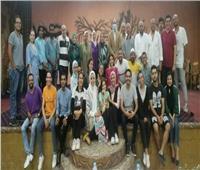 الثلاثاء .. عرض «رحلة البحث عن هي» على مسرح وزارة الشباب والرياضة