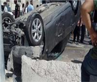 إصابة 12 عاملا في انقلاب سيارة بالشرقية