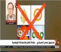 فيديو| محمود علم الدين: «الجزيرة» أداة مخابراتية وليست منبرا إعلاميا