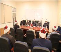 «البحوث الإسلامية» يعقد لجنة لاختيار مديري الدعوة والتوجيه بمناطق الوعظ