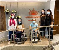 """بروتوكول تعاون بين صندوق الاستثمار الخيري لدعم ذوي الإعاقة """"عطاء"""" و مؤسسة الحسن"""
