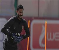 نجم إف سي مصر يهدر ركلة جزاء خلال لقاء فريقه أمام الأهلي