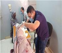 وزيرة الصحة: البعثة المصرية توقيع الكشف الطبي على 12 ألف مواطن سوداني