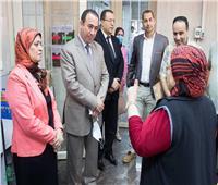 الزراعة: تعاون بين كلية الزراعة جامعة القاهرة ومعمل متبقيات المبيدات في مجال البحث العلمي