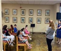 عودة فعاليات مدارس الأحد في كنيسة الأقباط الكاثوليك بناشفيل