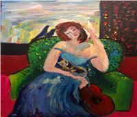 «صرخات لونية».. معرض في الأوبرا الخميس