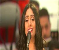 أميرة رضا تعود للحفلات بعد غياب بسبب انشغالها في «سينما مصر»