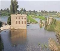 «الأرصاد»: 1207 أفدنة معرضة للغرق حتى نهاية شهر أكتوبر المقبل