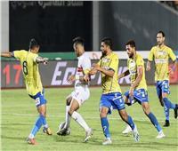 مرتضى منصور: ضغط المباريات سبب أخطاء مباراة طنطا
