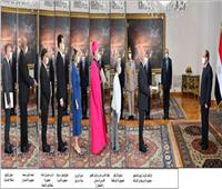 الرئيس السيسي يدعو كافة الأطراف للانخراط الإيجابي في مسارات حل الأزمة الليبية
